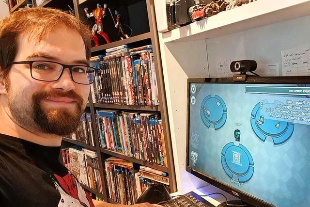 Wie Freiburger mit Online-Spieleabenden gegen die Lockdown-Einsamkeit ankämpfen