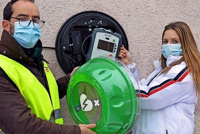 Neuer Laien-Defibrillator ermöglicht Erste Hilfe