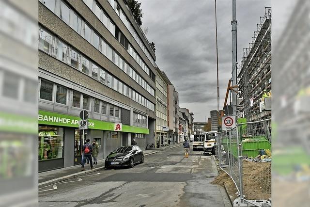 Kritik an Planung der Palmstraße