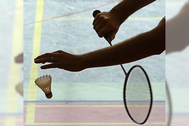 Badminton annulliert Saison