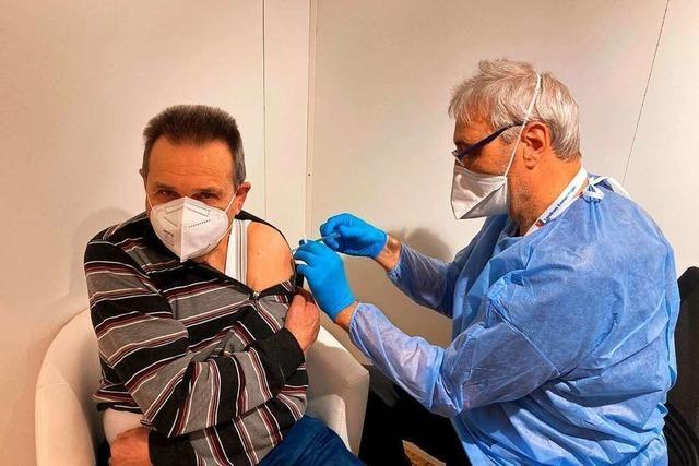 Heimbewohner im Kreis Emmendingen werden bis Mitte Februar geimpft