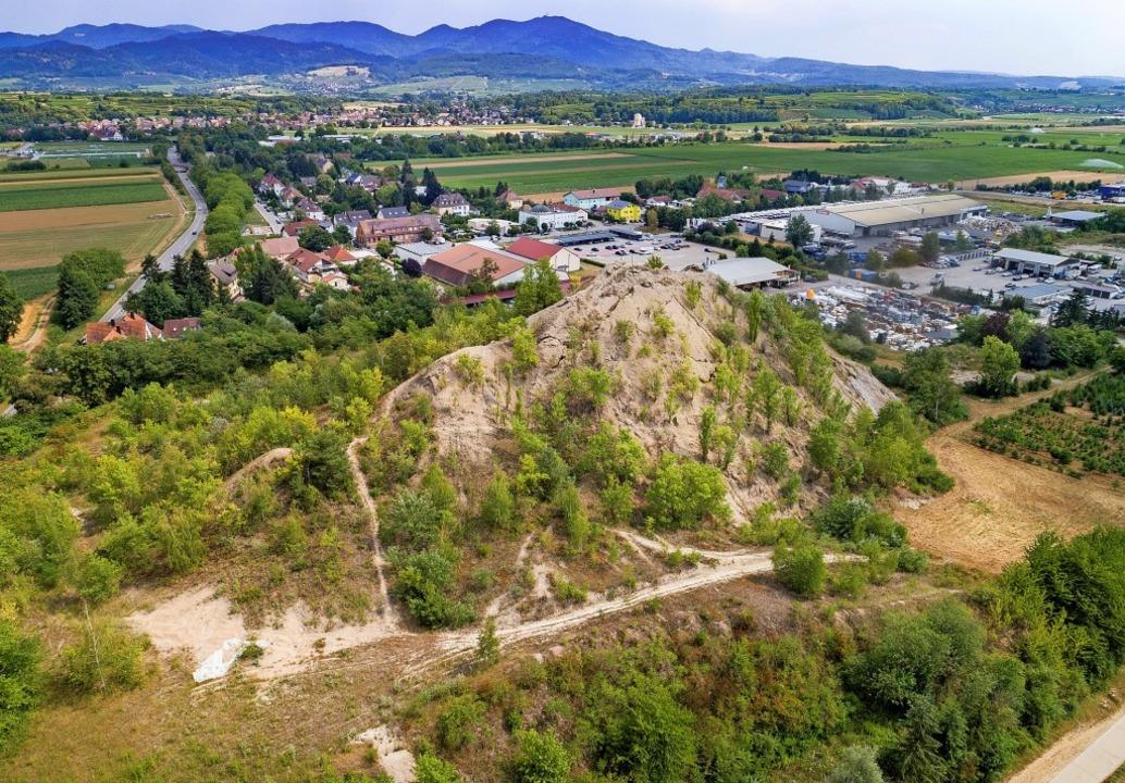 Der Kalibergbau hat oberirdisch mit Bu...nterirdisch mit zahlreichen  Stollen.   | Foto: Matthias Weniger