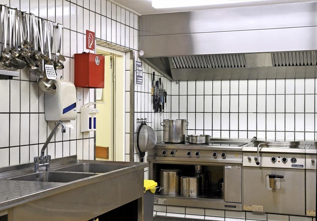 Unter Kontrolle: Küchen in Gaststätten und in Mensen    Foto: Thomas Kunz