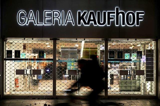Der Bund stützt Galeria Karstadt Kaufhof