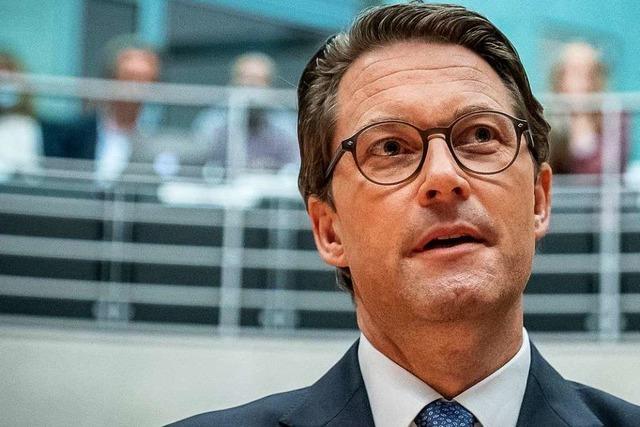 Andreas Scheuer, der Geld-ist-nicht-alles-Mann