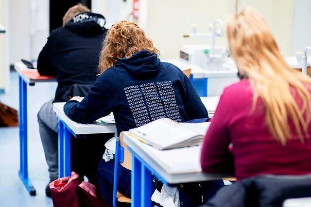 Nicht an allen Lörracher Schulen findet Präsenzunterricht für Abschlussschüler statt