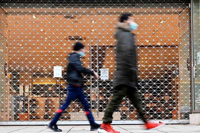 Bundesweite 7-Tage-Inzidenz erstmals seit Oktober unter 100