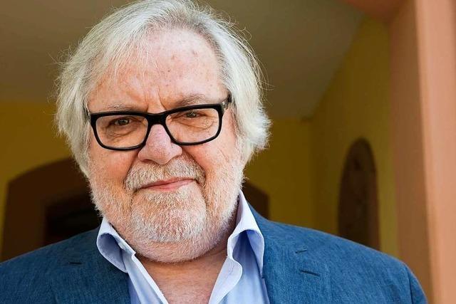 Wolfgang Hepp, der Altbürgermeister aus
