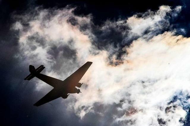 Pilotenfehler führten zu Absturz von