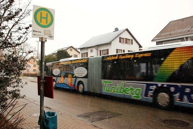 Sind Busse künftig vor allem Zubringer für die Breisgau-S-Bahn?