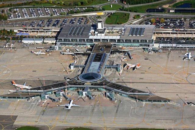 Euroairport stoppt Ausbaupläne des Terminals