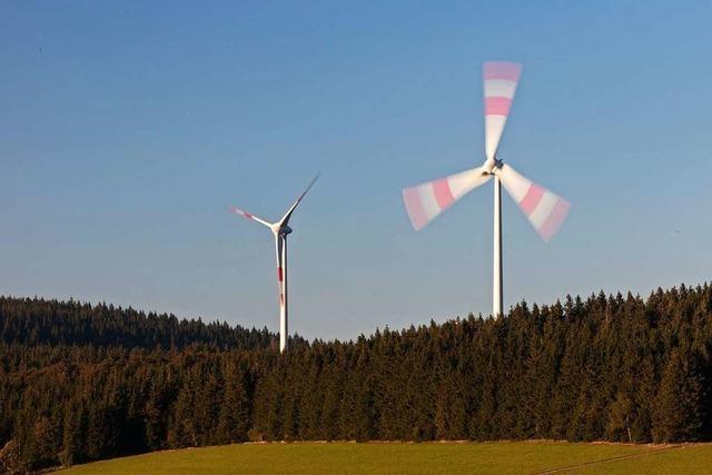 Nach Gutach will auch Simonswald ein neues Windkraftverfahren