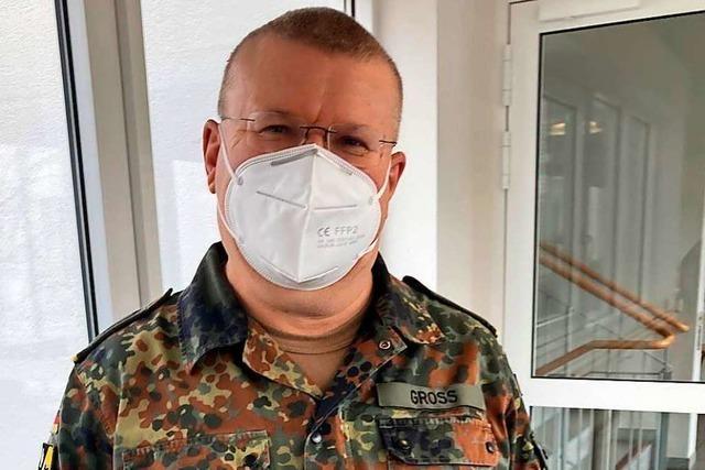 Bundeswehr unterstützt Heime im Kreis Lörrach bei Schnelltests