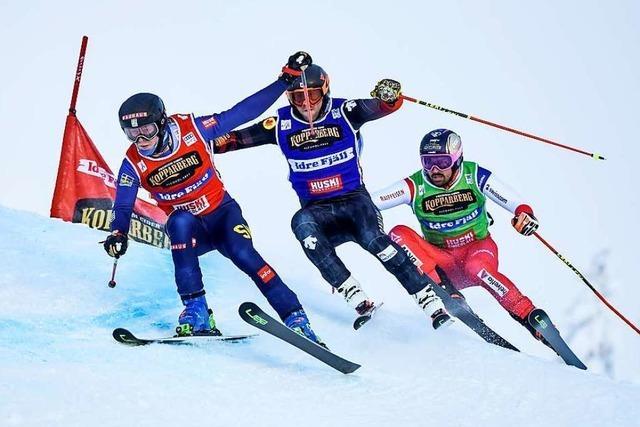 Das einsame Glück der Crosser: Weltcuprennen am Feldberg ohne Zuschauer