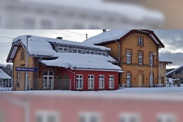 Park- and Ride beim Bahnhof