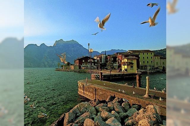 FLUCHTPUNKT: Gardasee mit Goethesiegel