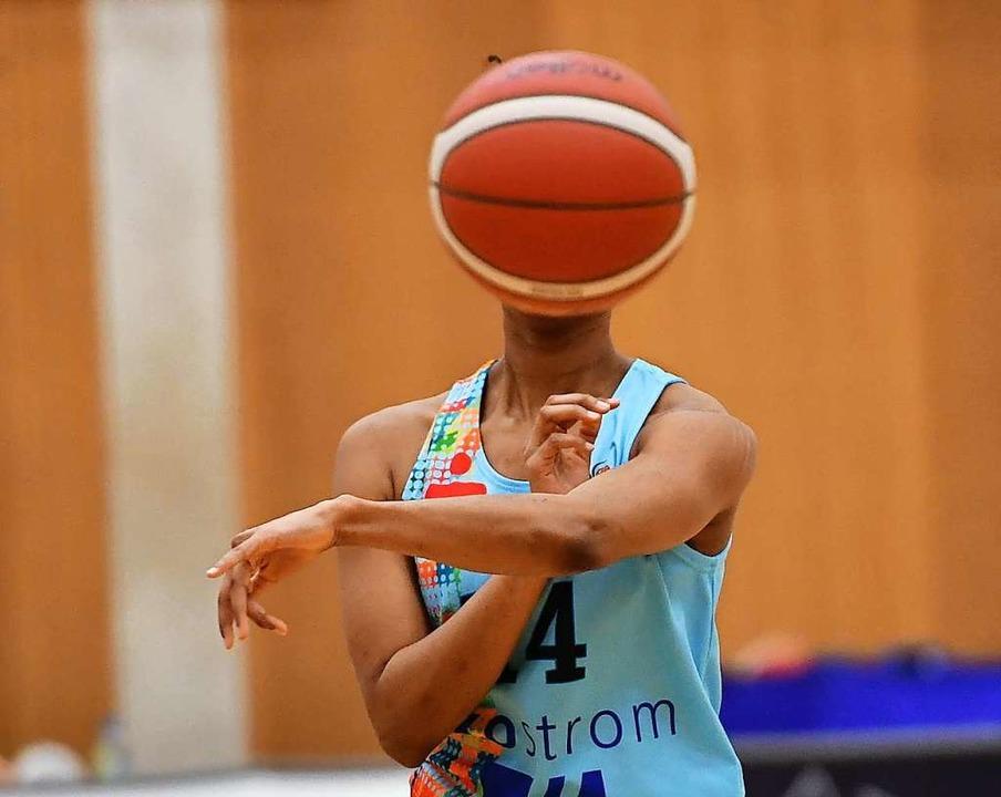 In Zeiten wie diesen weiß man nicht im...einem Spiel der USC-Basketballerinnen.  | Foto: Achim Keller
