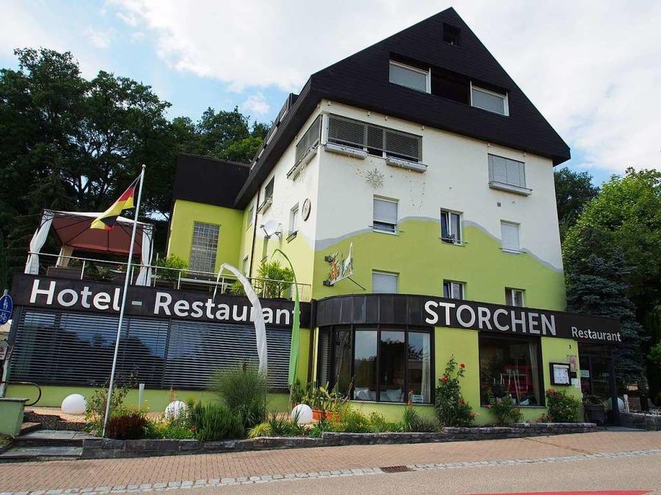 Das Hotel Storchen in Riedmatt  | Foto: Boris Burkhardt