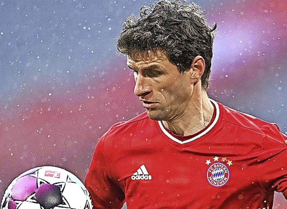 Thomas Müller  | Foto: CHRISTOF STACHE (AFP)