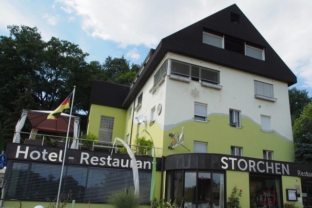Das Restaurant Storchen in Rheinfelden schließt nach 50 Jahren