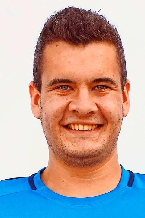 Zuletzt Weiler Jugendcoach, ab Sommer ...SV Liel-Niedereggenen: Chris Dunke, 24  | Foto: SV Weil
