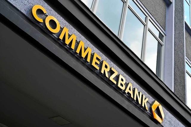 Zum Stellenabbau bei der Commerzbank gibt es keine Alternative