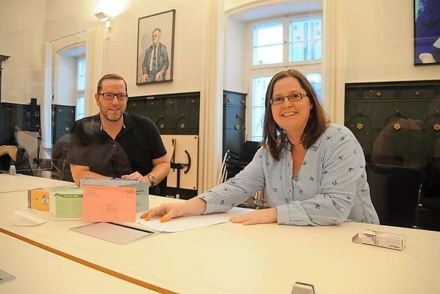 Schopfheim bereitet die Landtagswahl unter Corona-Bedingungen vor