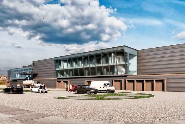 Mehr Folien für die Pharmaindustrie aus Bötzingen