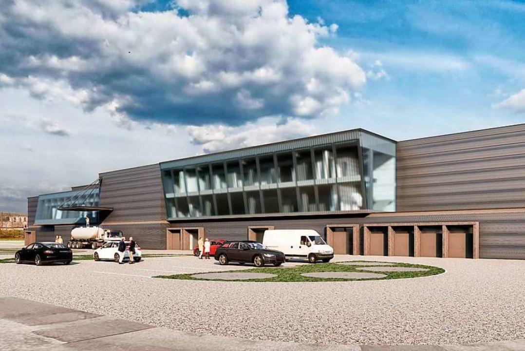 So soll die Liveo-Erweiterung in Bötzi...vom Kenzinger Architekturbüro Schmidt.    Foto: Schmidt Architekten