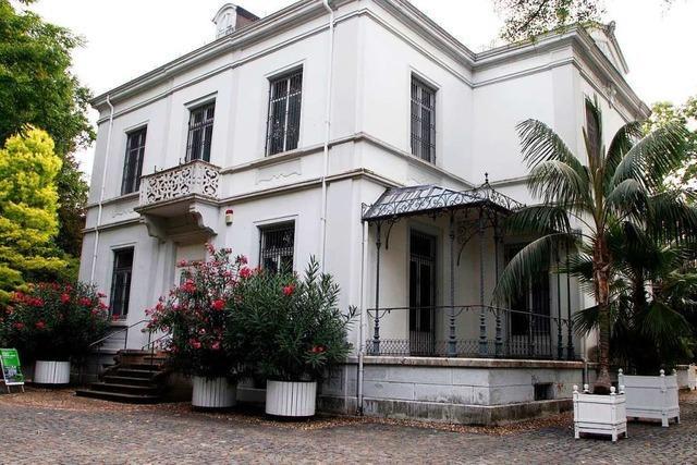 Künstler sollen im Sommer die Villa Jamm in Lahr beleben