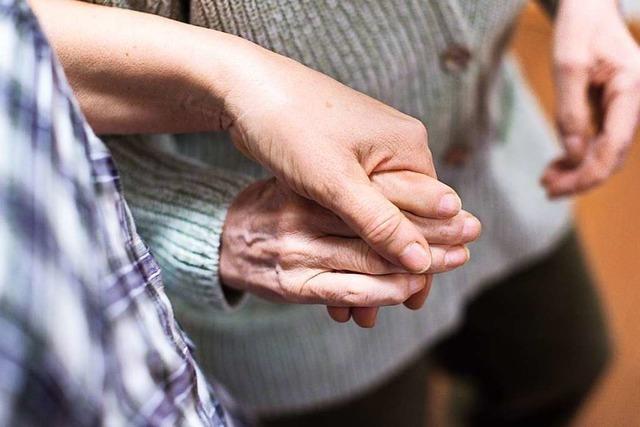 Infektionswelle in Wehrer Pflegeheim ist an Tragik kaum zu überbieten