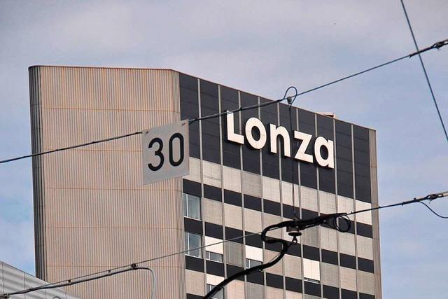 Pharmazulieferer Lonza wächst im Raum Basel
