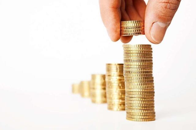 693 Euro wurden durchschnittlich gezahlt