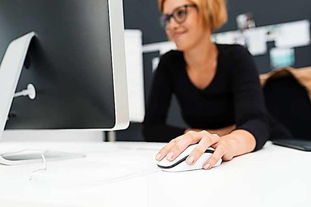 Büroberufe sind technisch am Puls der Zeit