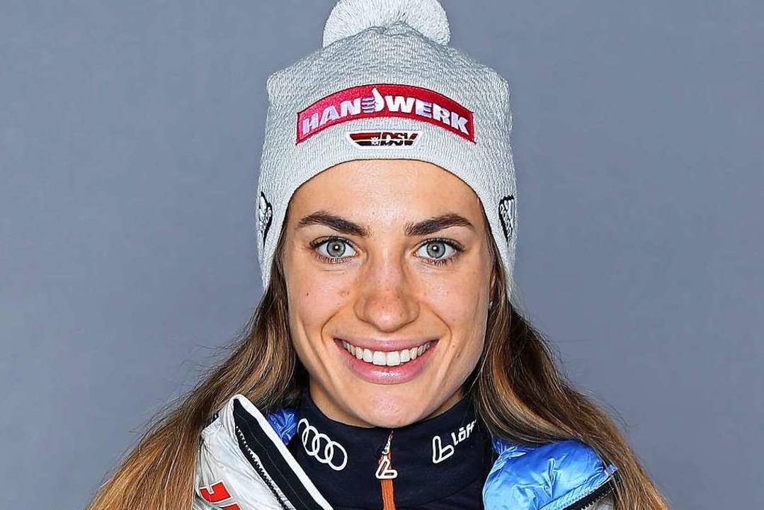 Pia Fink, Skilangläuferin  | Foto: Deutscher Skiverband