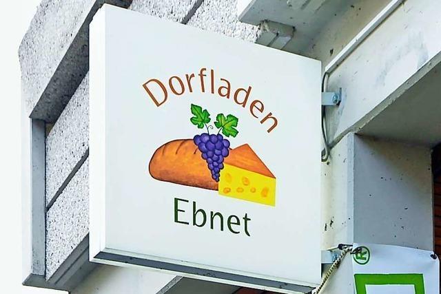 Der Dorfladen von Freiburg-Ebnet zieht übers Wochenende um