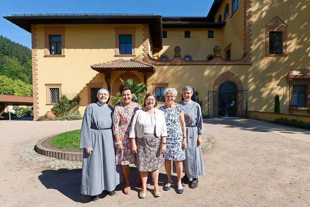 Der Freundeskreis Kloster St. Lioba setzt sich für die Einrichtung ein