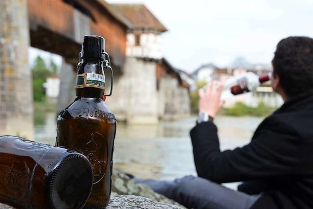 Alkoholverbot in der Bad Säckinger Altstadt bleibt bestehen