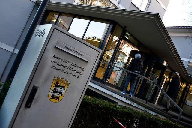 Landgericht Offenburg verurteilt Frauen wegen Betrugs an Kosmetikfirma