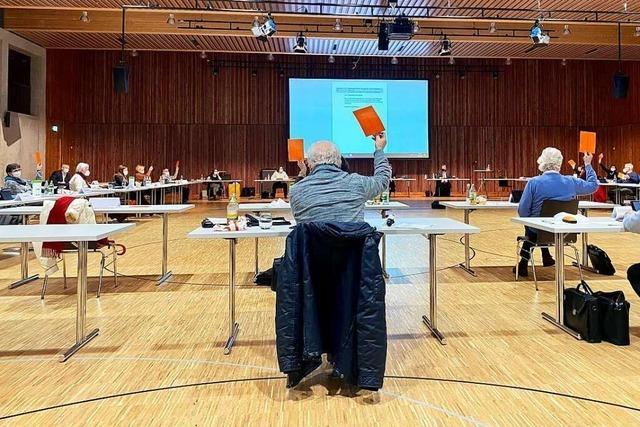 Präsenz, hybrid oder digital – so tagen Gemeinderäte in Corona-Zeiten