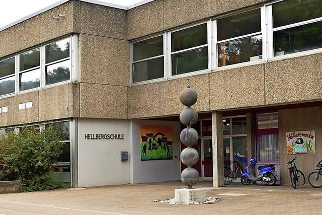 Gemeinderäte fordern verlässliche Perspektive für die Brombacher Hellbergschule
