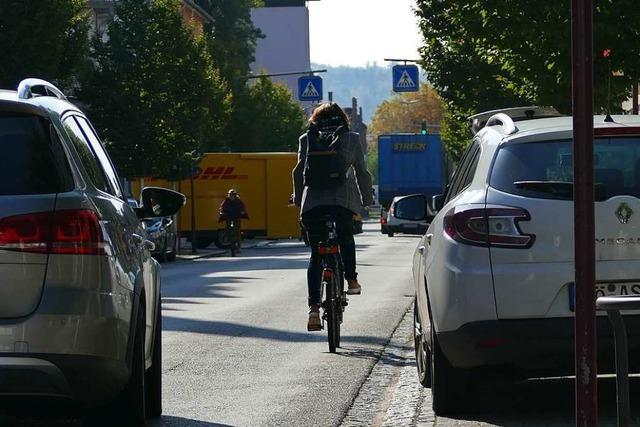 Radverkehr bleibt in Rheinfelden eine Daueraufgabe