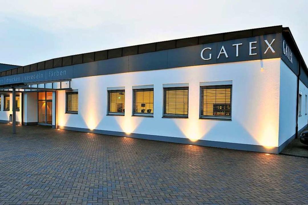 Die Gatex in Bad Säckingen wird voraussichtlich im Herbst 2022 geschlossen.  | Foto: Gatex