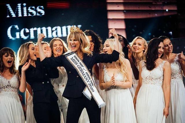 Die neue Miss Germany wird am 27. Februar im Europa-Park gekürt – unter Einhaltung der Corona-Regeln