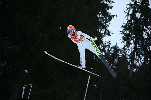 Marita Kramer aus Österreich gewinnt den ersten Weltcup in Titisee-Neustadt