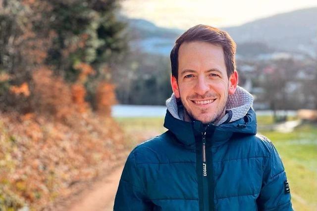 Tourismuschef Julian Semet wirbt um neue Zielgruppen, etwa die Workation-Urlauber