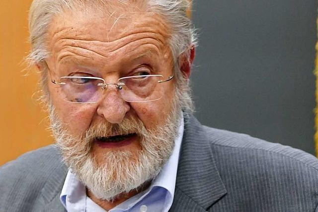 Alfred Winkler verlässt den Rheinfelder Gemeinderat