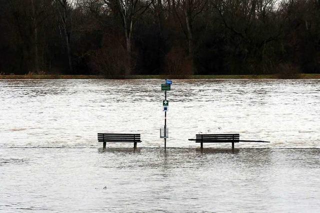 Das Hochwasser in der Ortenau