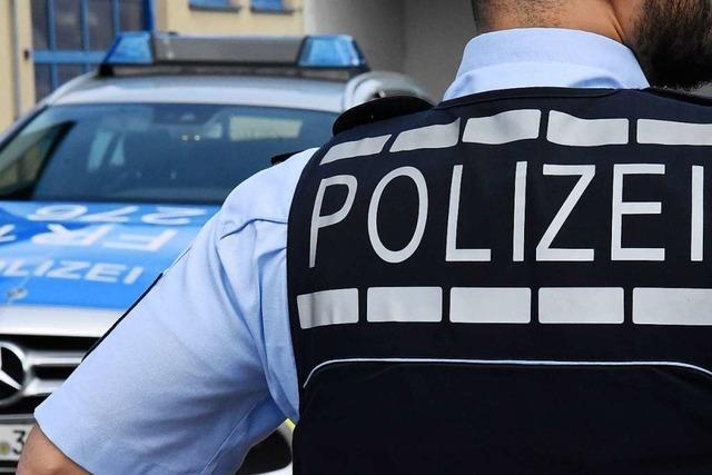 Polizei löst in Rheinfelden Geburtstagsfeier mit 15 Personen auf