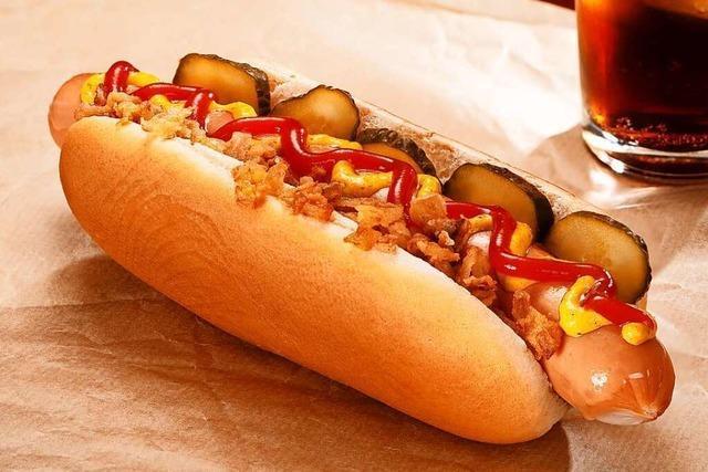 Fünf Fakten über Hot Dogs